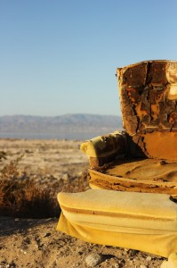Salton Sea Chairs