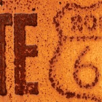 Rt66LicensePlate