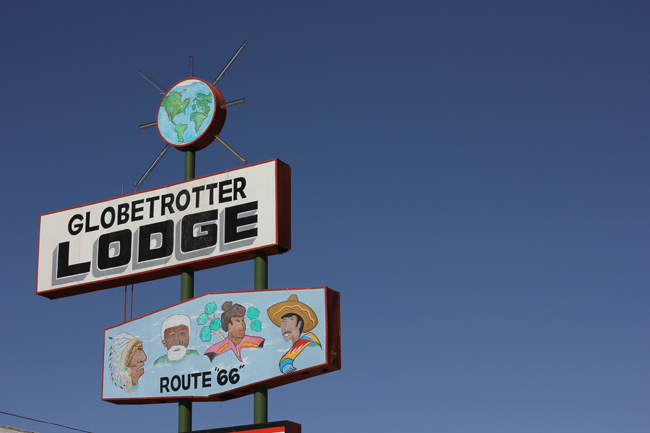 Globetrotter Lodge Holbrook