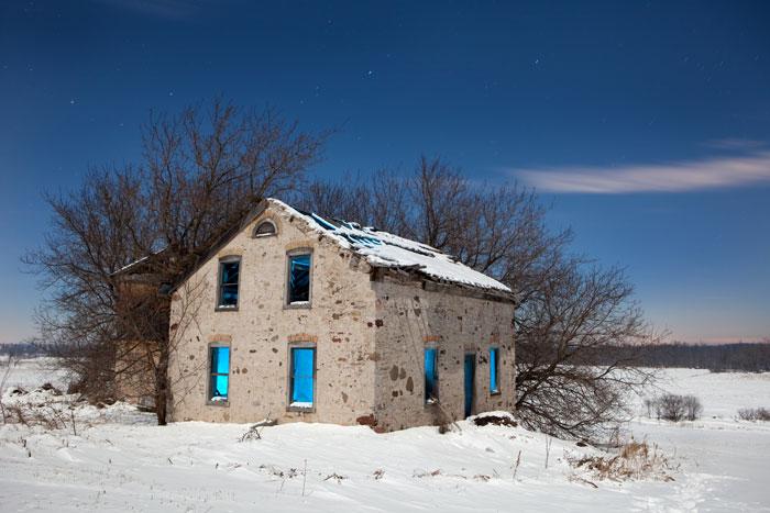Farm House - Christopher Robleski