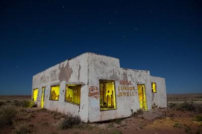 Painted Desert Trading Post  |  Arizona