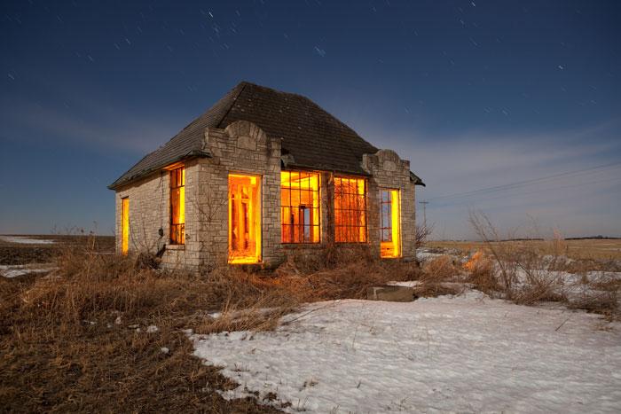 Starlight Gas - Christopher Robleski