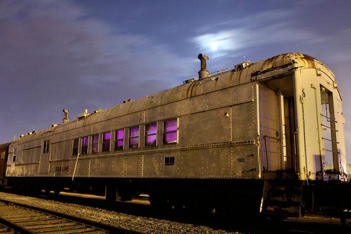 Night Train - Christopher Robleski
