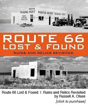 Route 66 Lost & Found - Russell A Olsen