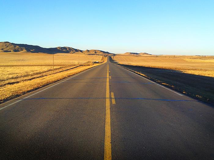 EnchantedHighway_road